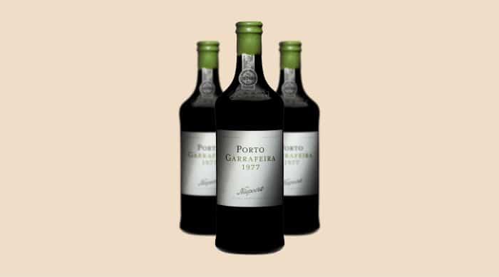 Niepoort Garrafeira Port wine