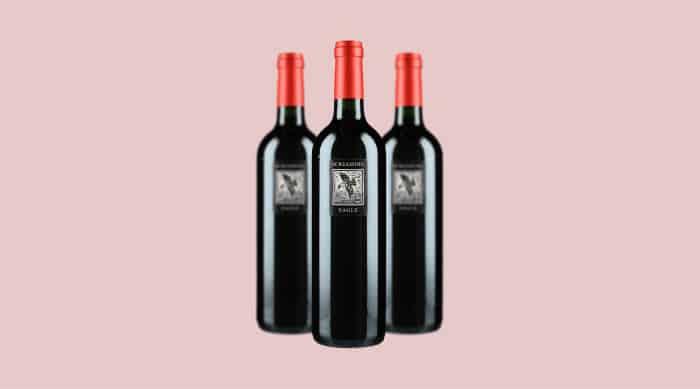 Red wine: Screaming Eagle Cabernet Sauvignon 2006 (US)