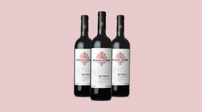 Red wine: Achaval-Ferrer Quimera 2014 (Argentina)