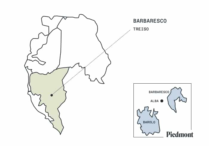 Barbaresco: Treiso
