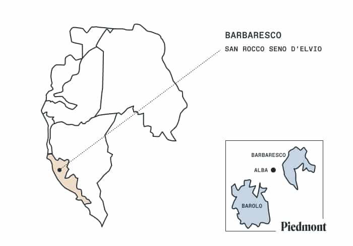 Barbaresco: San Rocco Seno d'Elvio