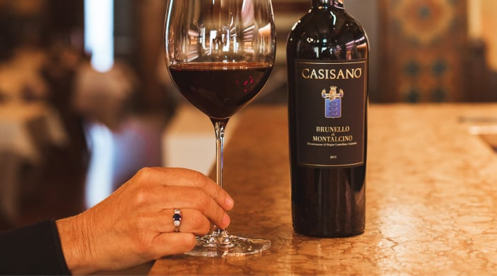 History of Brunello di Montalcino wine