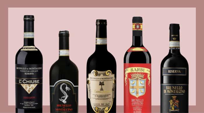 Brunello di Montalcino wine styles