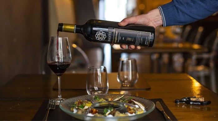 Sangiovese wine: