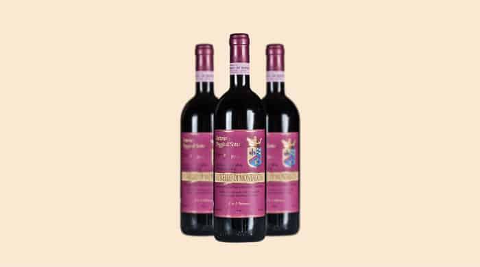 Sangiovese wine: 1995 Fattoria Poggio di Sotto Brunello di Montalcino Riserva DOCG