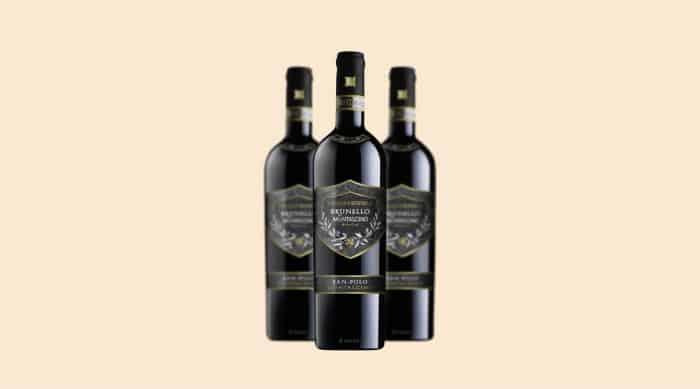 Sangiovese wine: 2015 Poggio San Polo 'Vigna Vecchia', Brunello di Montalcino DOCG