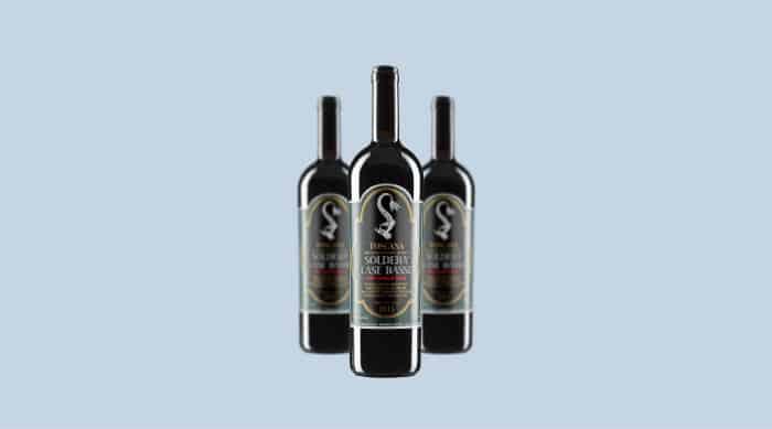 Dry red wine: Soldera Toscana IGT - Brunello di Montalcino DOCG 2015