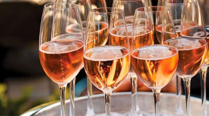 Pink champagne: How is pink Champagne made?