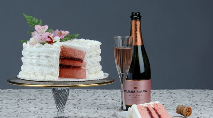 Pink champagne: Food pairings with Rose champagne