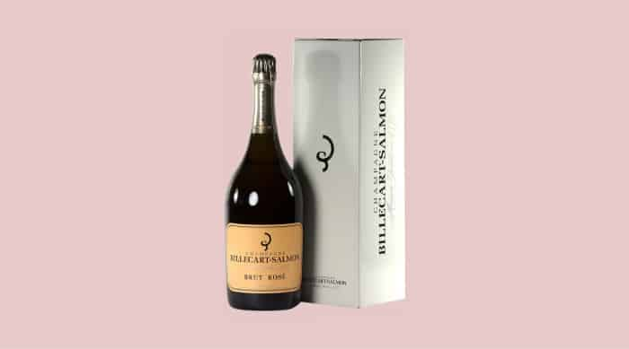 Pink champagne: Billecart Salmon Brut Rose Champagne