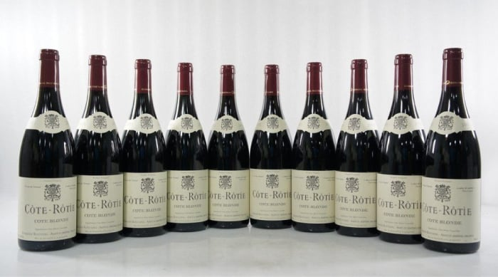 Rare wine: Côte-Rôtie, La Landonne, Domaine René Rostaing, 2009