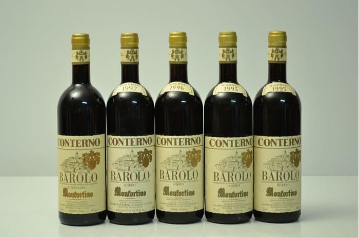 Rare wine: Barolo Riserva Monfortino, 1997