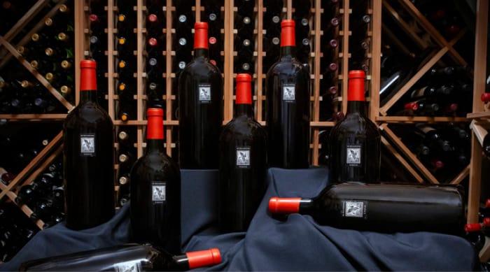 Rare wine: Screaming Eagle, 1997