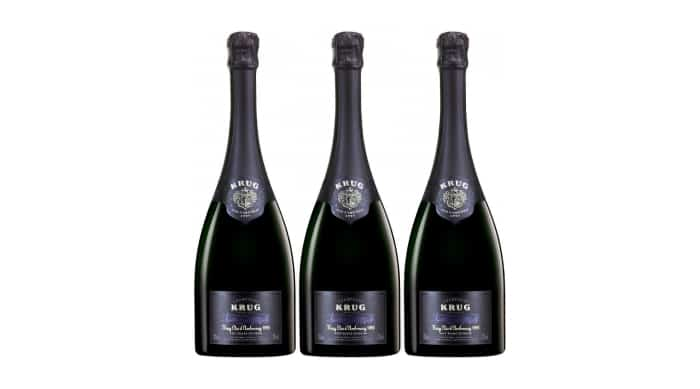 Rare wine: Krug Clos d'Ambonnay, 1995