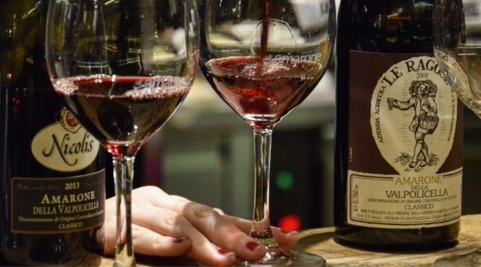 Amarone Della Valpolicella Wine Styles