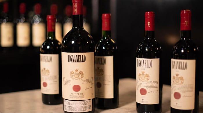 Does Tignanello Wine Age Well?
