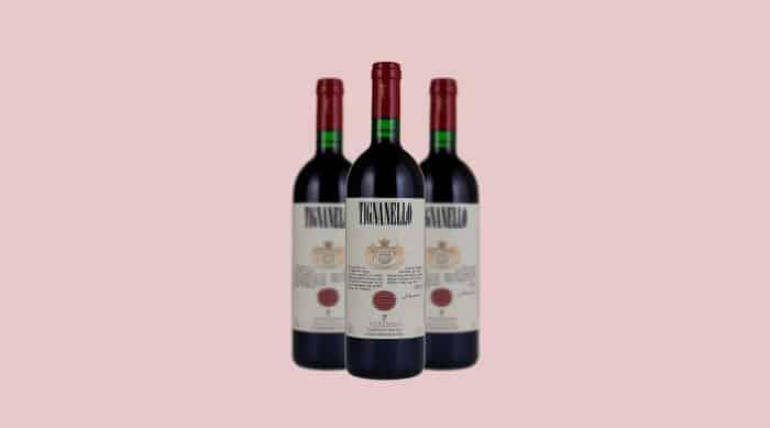 1993 Antinori Tignanello wine