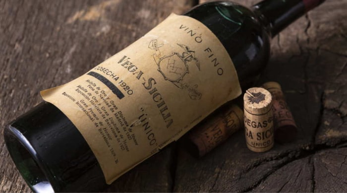 A Brief History of the Vega Sicilia Winery