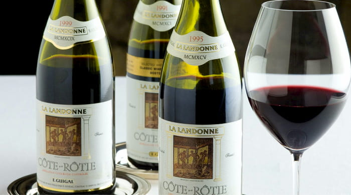 How does Cote Rotie Wine Taste?