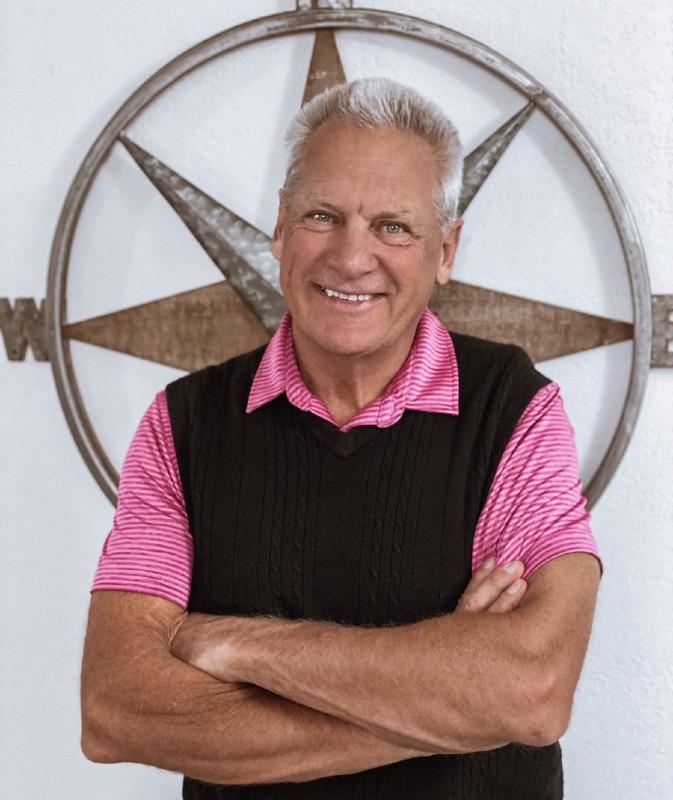 headshot of dr. bill pierce