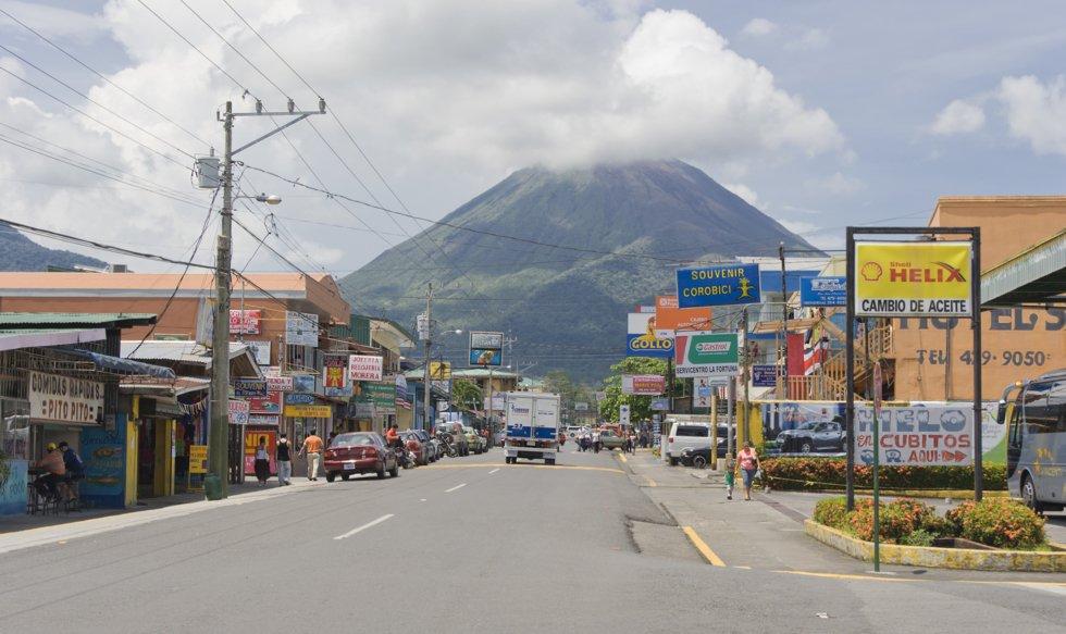 Det er enkelt å reise i Costa Rica. Enhver rundtur tar deg  gjennom spennende landskap, og overnattingssteder finnes overalt.