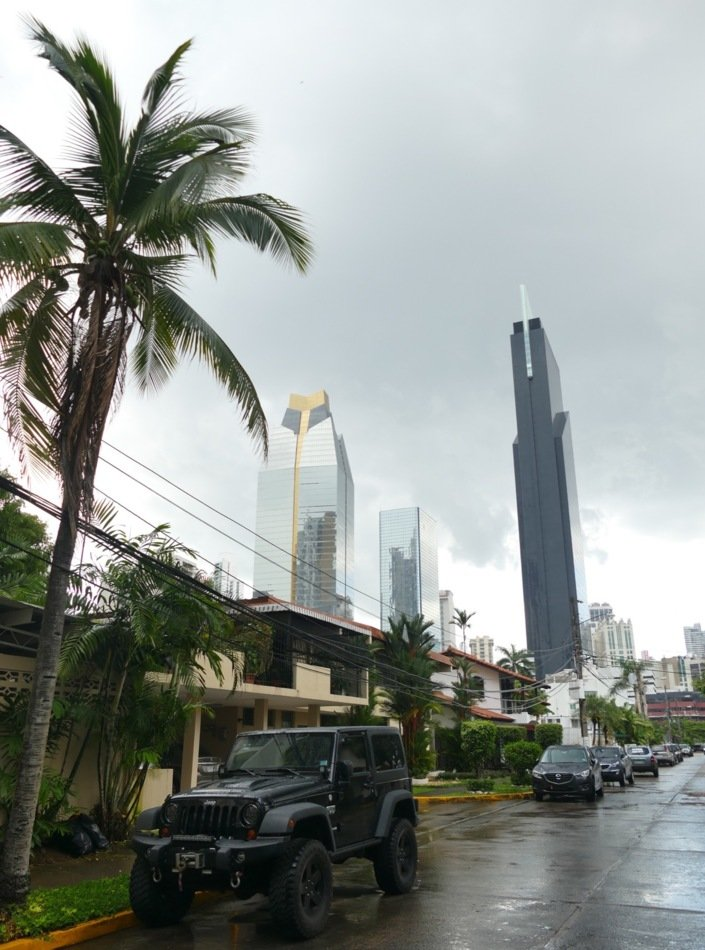 Landets voksende økonomi har gitt hovedstaden prangend arkitektur.