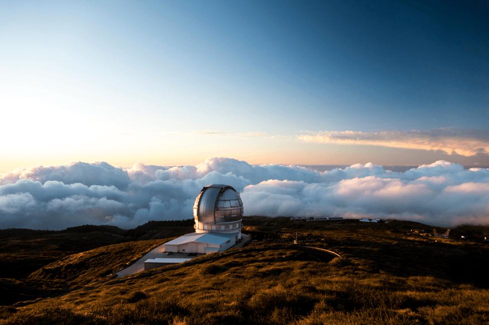 Astrologer fra hele verden valfarter hit til for å observere nattehimmelen.