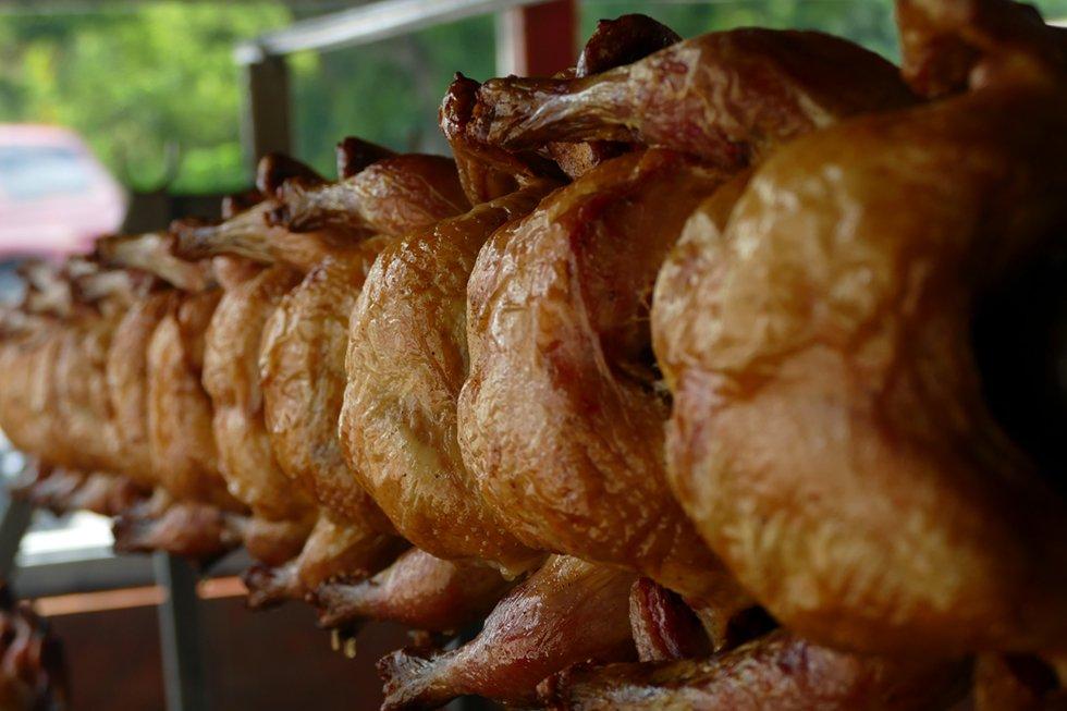 Kylling får du også!