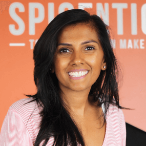 Mita Varu, Marketing & Creative Director, Spicentice Ltd