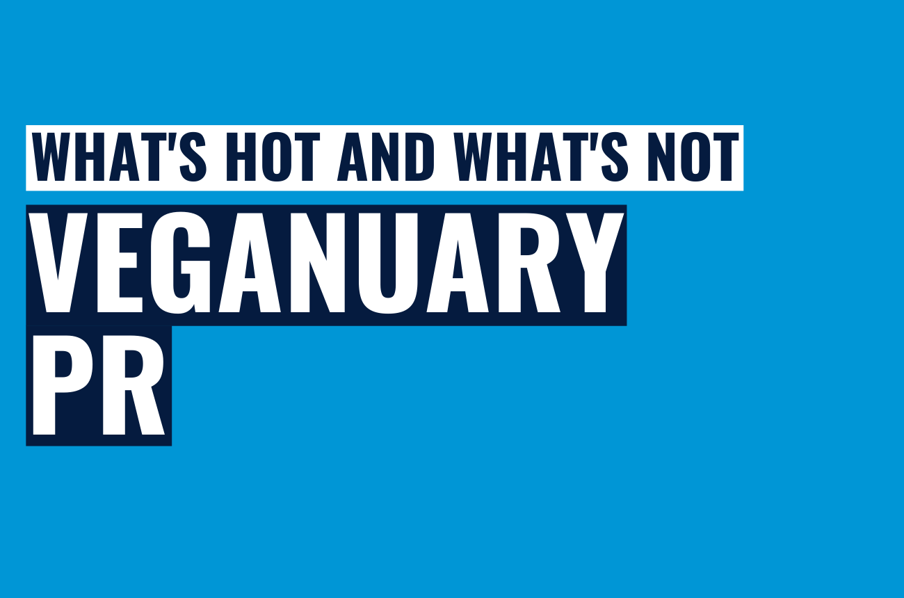 Veganuary: What's Hot, and What's Not