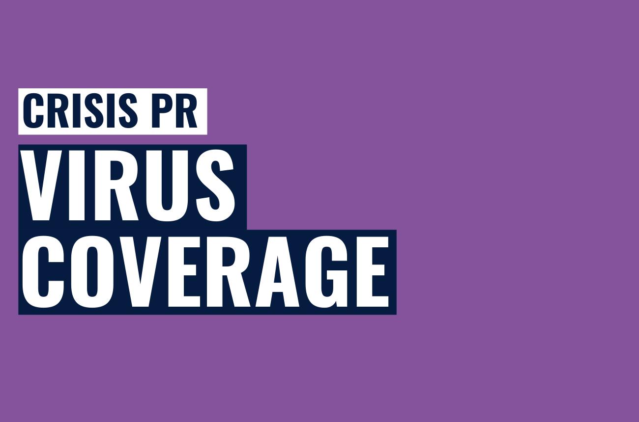 Coronavirus Coverage