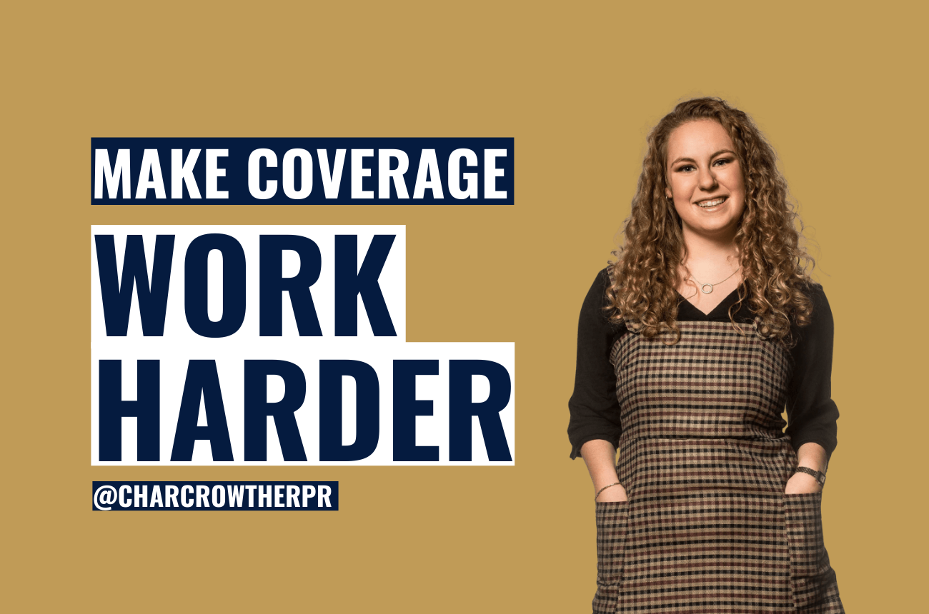 How to make your coverage work harder