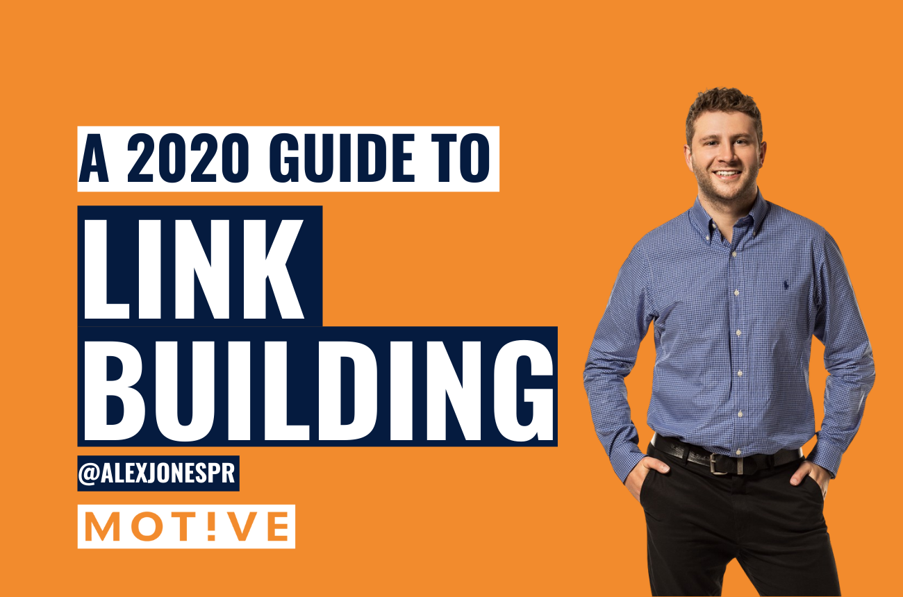 A guide to link building tactics in 2021