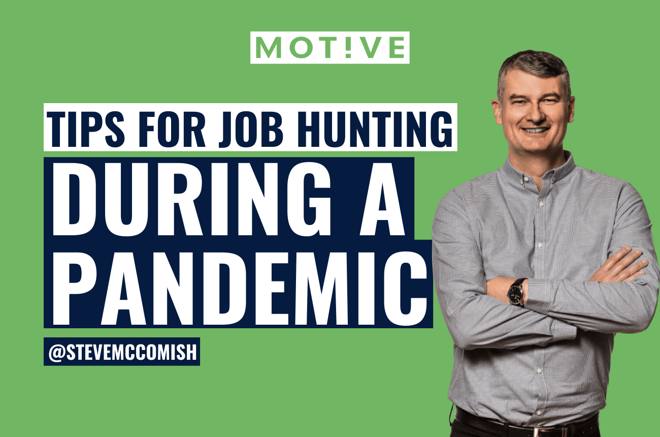 6 Tips For Job Hunting In A Pandemic