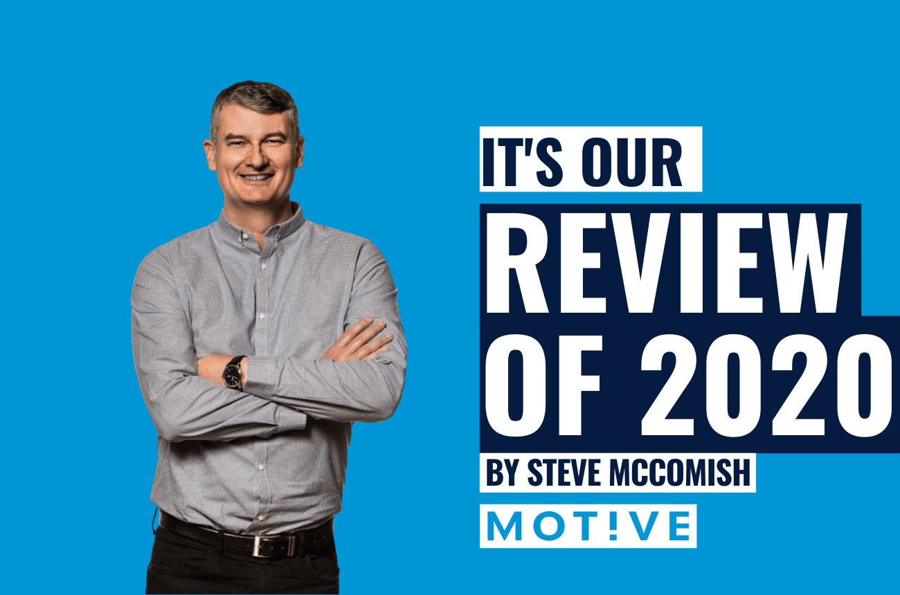 Motive's Review of 2020