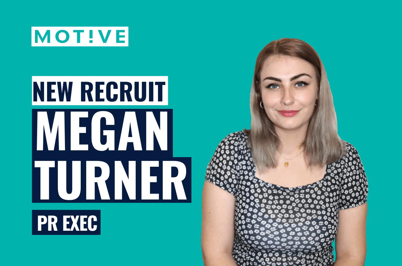 Megan Turner Joins Our Team
