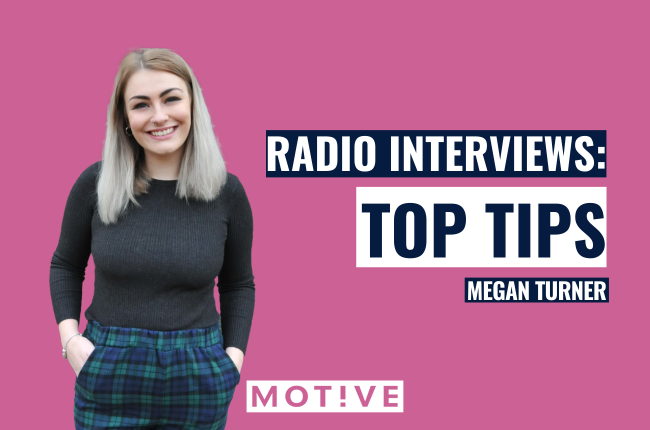 Top tips for radio and podcast interviews