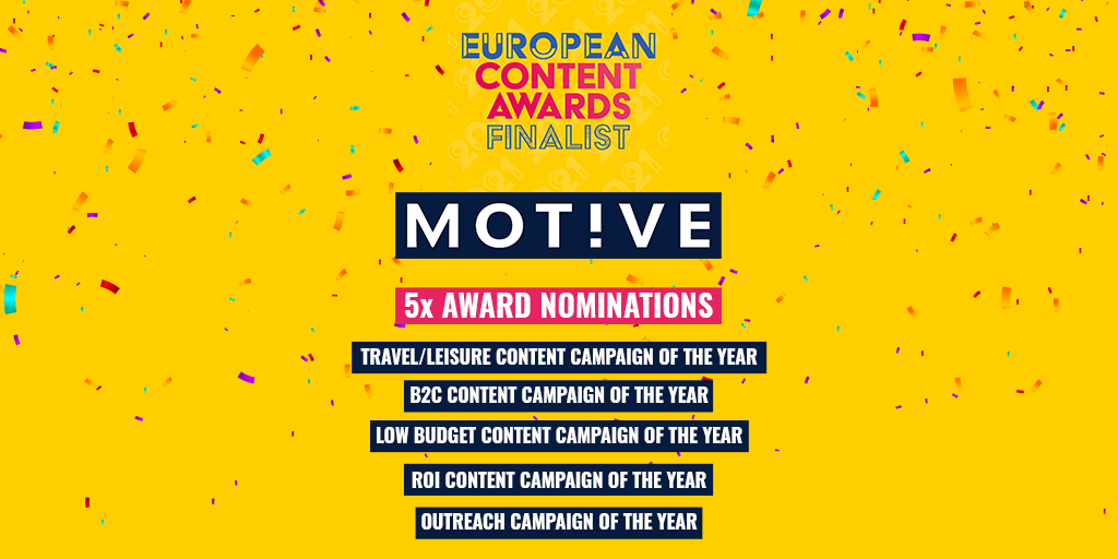 European Content Awards 2021