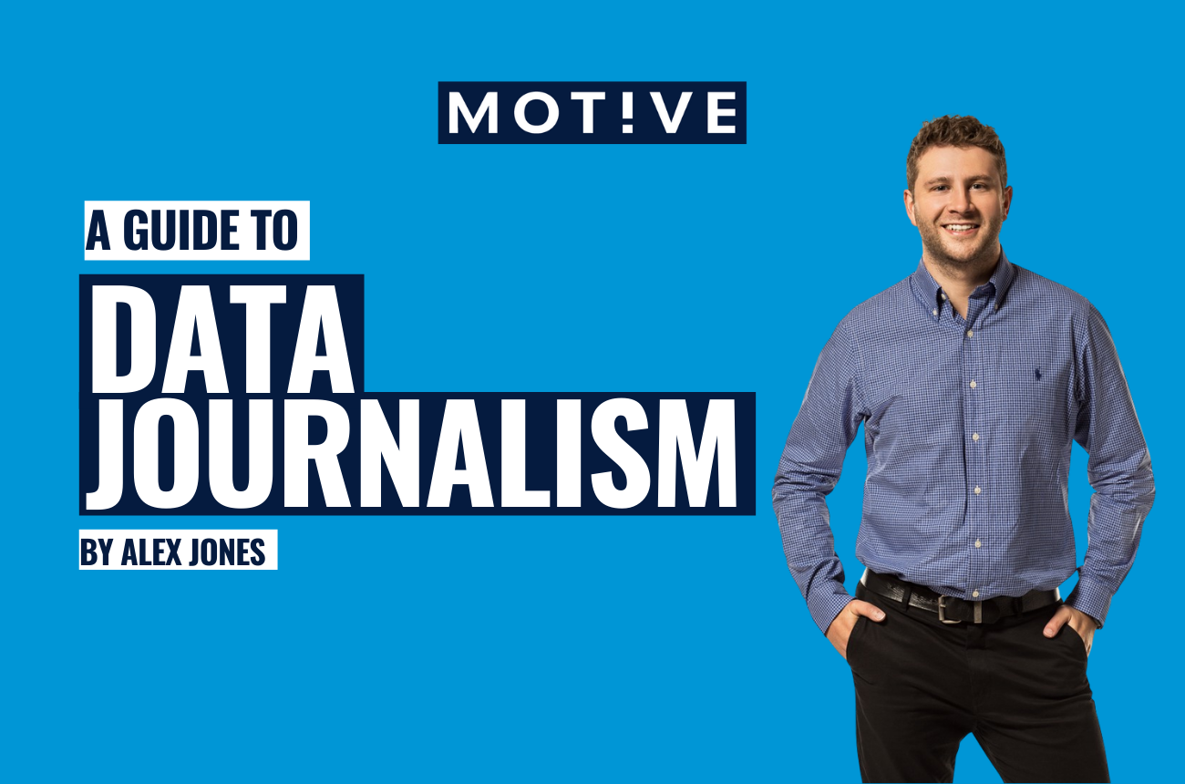 Data Journalism: A Simple Guide for PRs