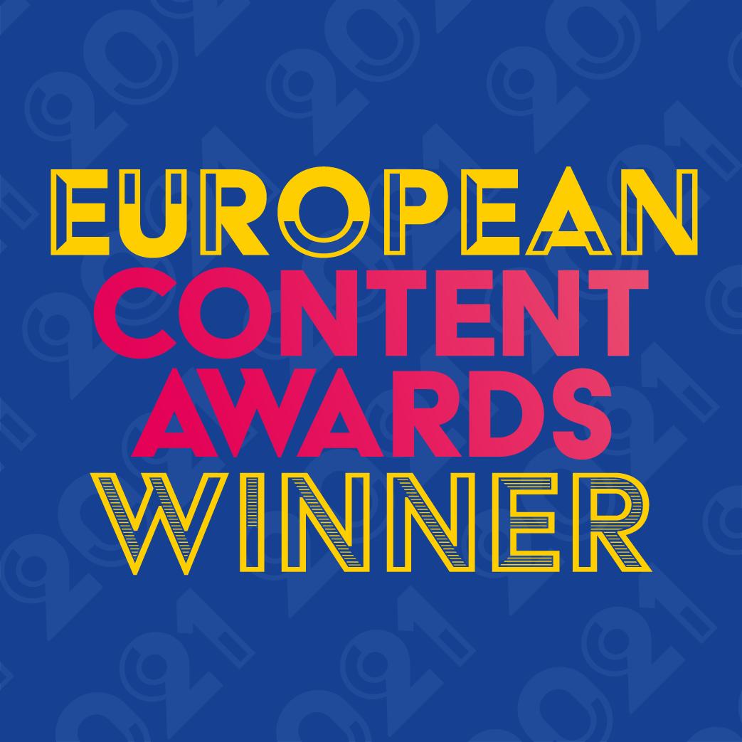 European Content Awards SUCCESS