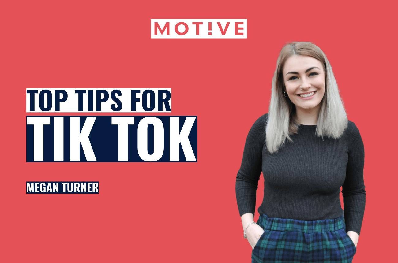 Make TikTok work for your company