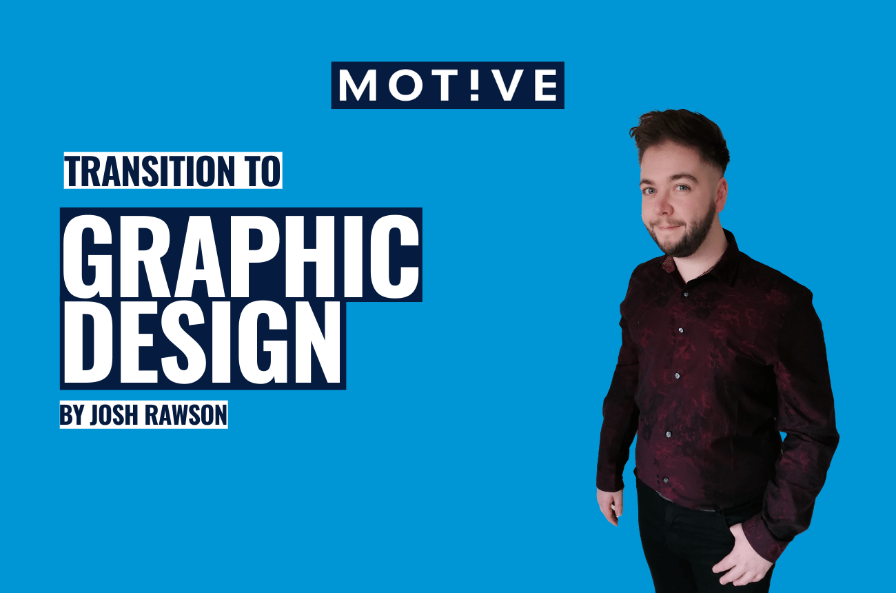 Transitioning from traditional art to graphic design