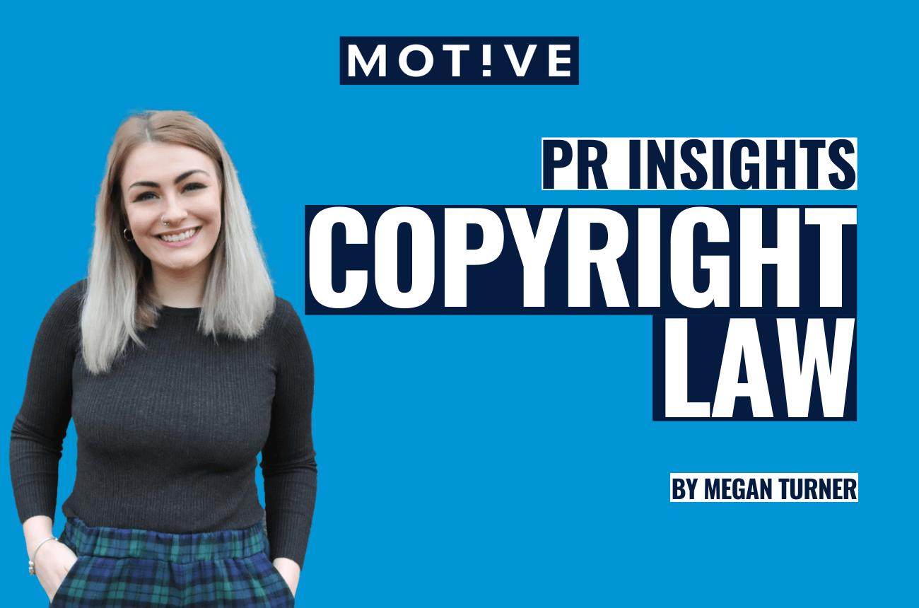 Understanding copyright as a PR