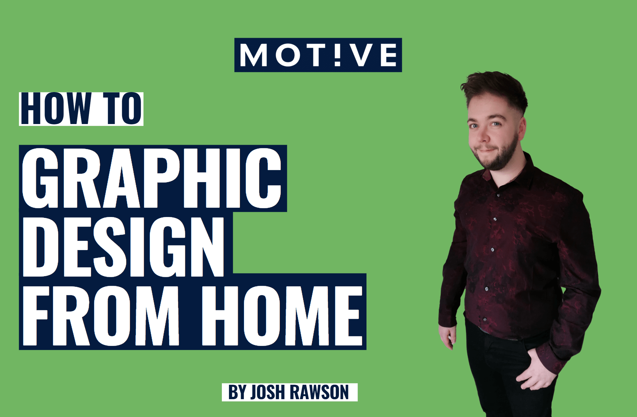 Graphic designing from home