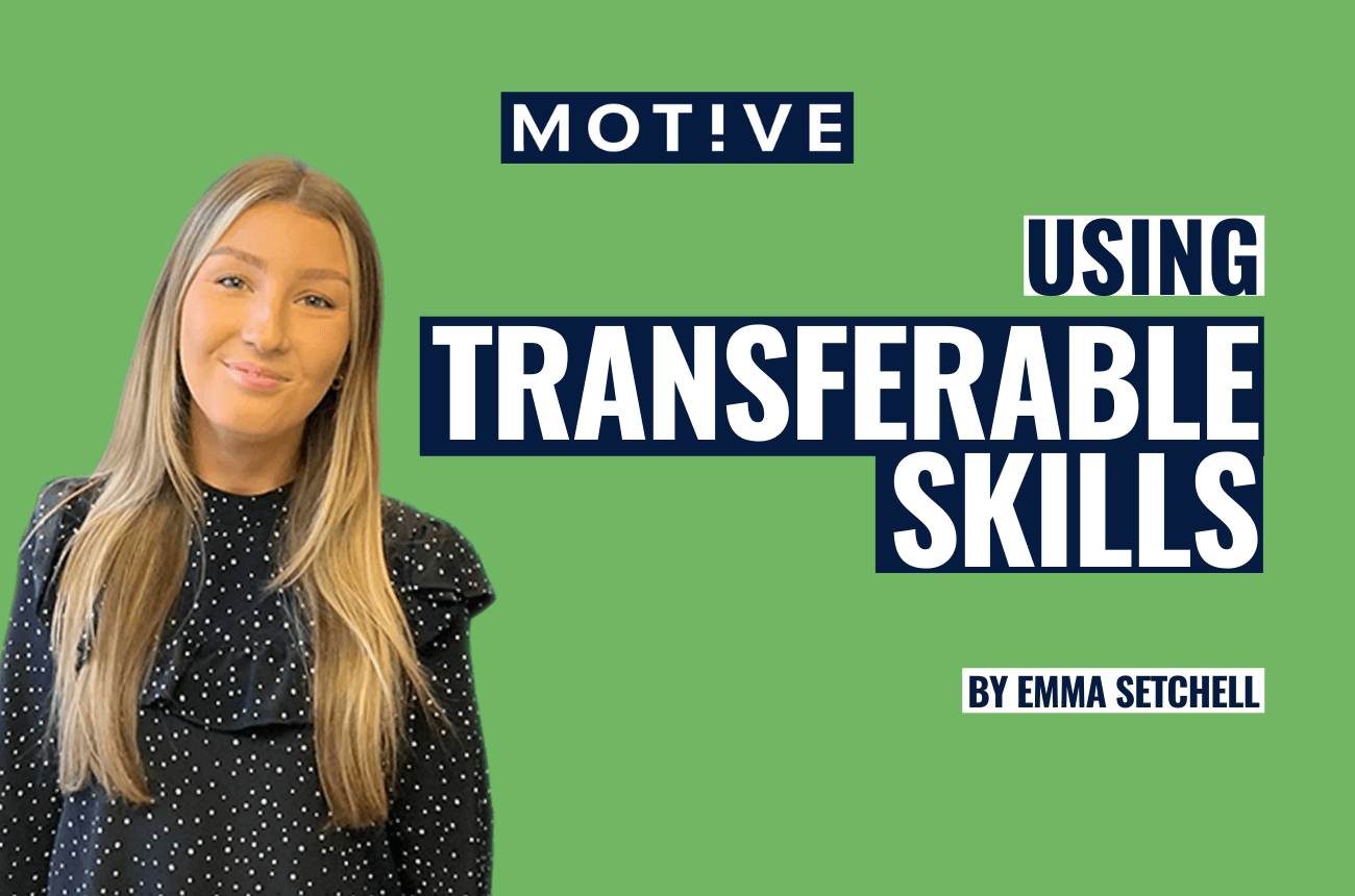 How to use transferable skills in your CV