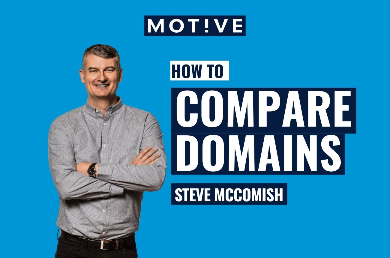 How to use domain comparison tools for seo
