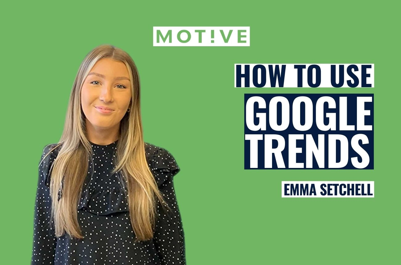 How to use GoogleTrends for press release headlines
