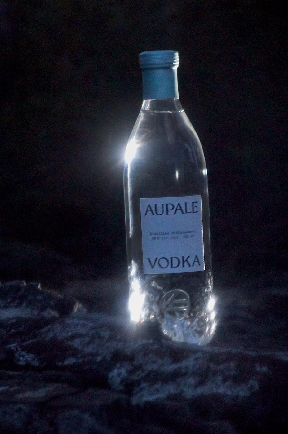 Aupale Vodka - Distilled, differently.