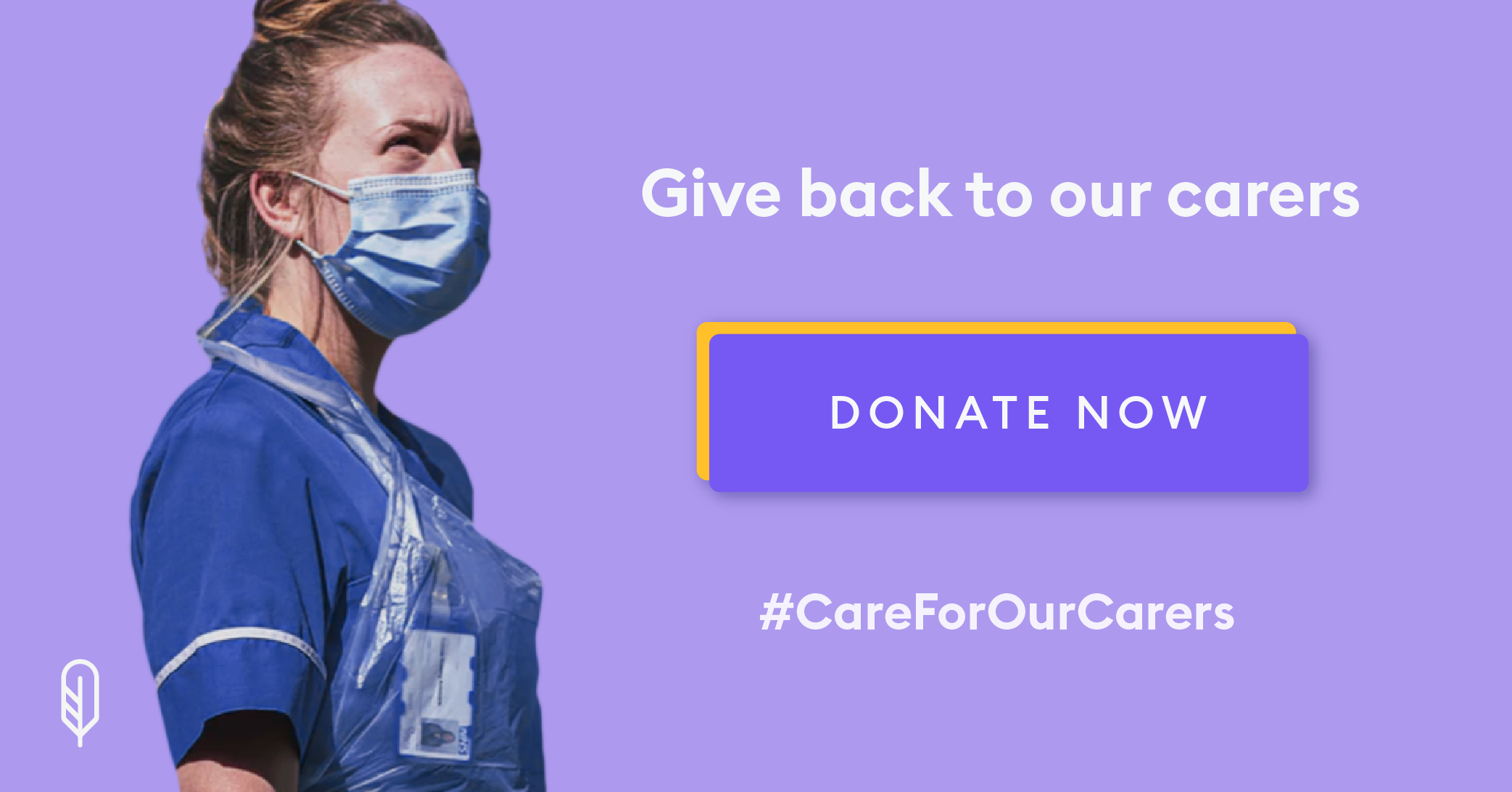 Care for our carers donations
