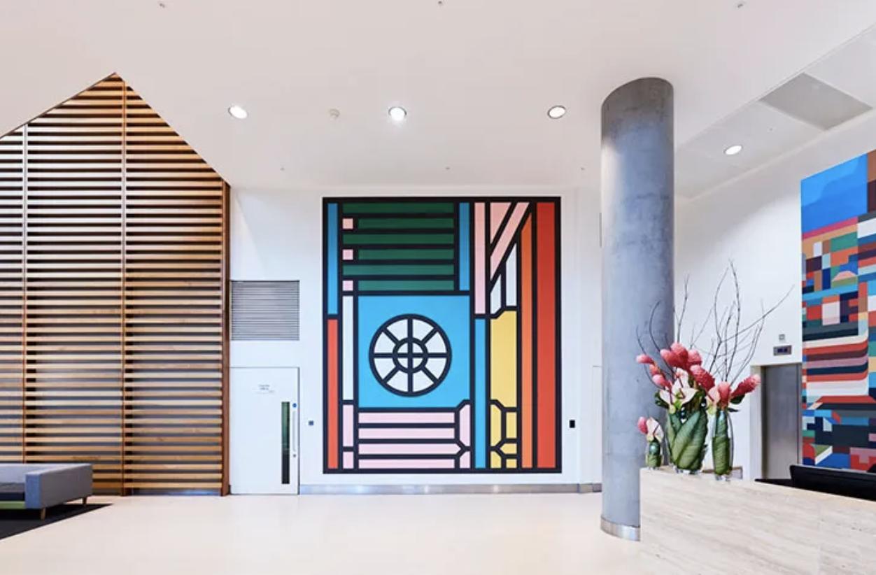 Inside AMV BBDO's beautiful bankside office in London